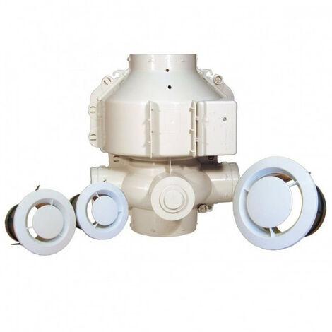 Kit VMC simple flux standard Air'Axial