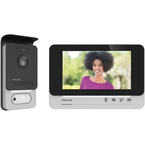 Kit WelcomeEye DES 9700 VDP Touch Visiophone PHILIPS - PHILIPS
