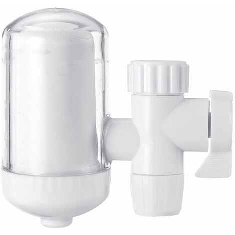 Kitchen Bar Bathroom Faucets Water Filter System Sink Filtration Purifier