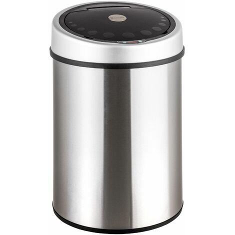 Kitchen bin with sensor - dustbin, trash can, rubbish bin