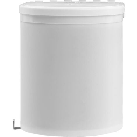 Kitchen Built-in Dust Bin Plastic 12 L