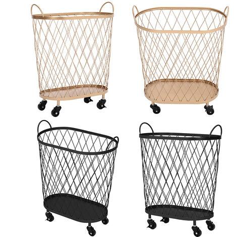 Kitchen Cart Trolley Storage Shelf Basket Holder Organizer Cabinet Kitchen Rack