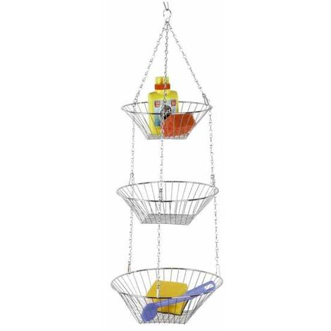 Kitchen hanging basket Trio WENKO