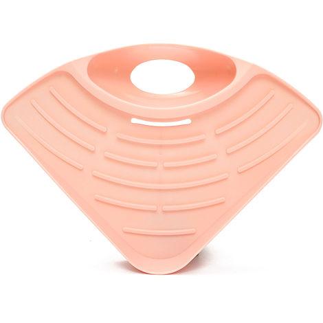 Kitchen Suction Cup Sink Holder Sponge Holder Organizer Bathroom Corner Storage Tool Coffee Hasaki