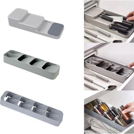 "main image of ""Kitchen Worktop Draw Knife organiser"""