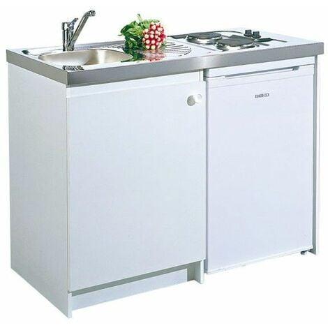 Kitchenette standard électrique - Dimensions : 1200 x 600 mm