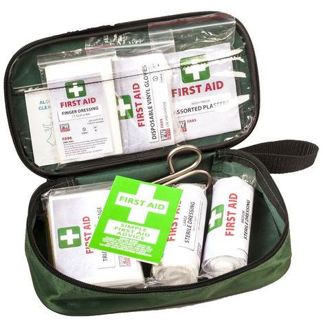 Kits premier secours pour véhicules 2 personnes - Portwest - FA21