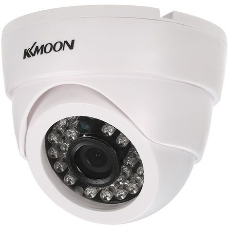 "KKmoon, camara analogica CCTV AHD 1080P, lente de 3.6 mm, CMOS de 1 / 2.8"""