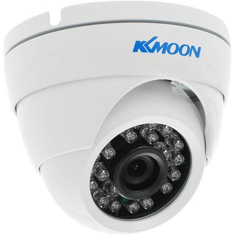 "main image of ""KKmoon, Camara de vigilancia, 1080P 2.0MP, 3.6 mm 1/3'' CMOS, Vision nocturna"""