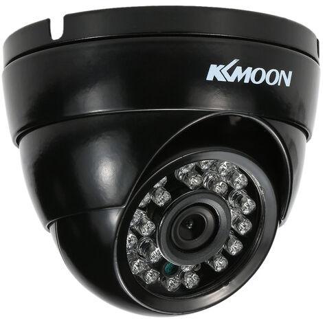 """main image of """"KKmoon, camara de vigilancia domo AHD 1080P 2.0MP, lamparas CMOS 24 IR de 3.6 mm 1/3"""""""""""