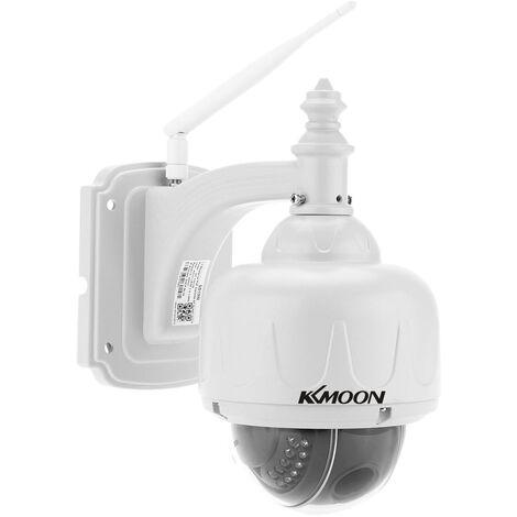 "KKmoon, camara IP inalambrica WiFi, camara CCTV de seguridad, 3.5 ""H.264 HD 1080P"