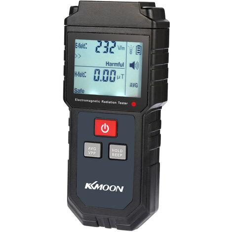 KKmoon Handheld Digital LCD Electromagnetic Radiation Tester