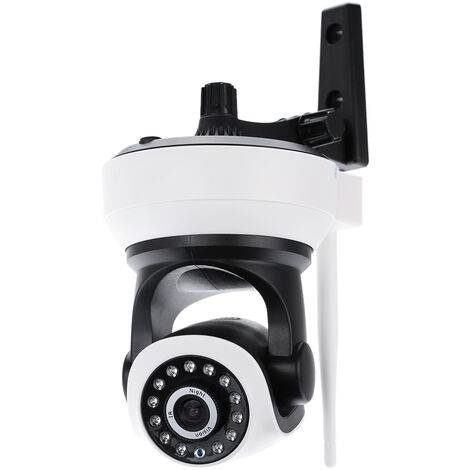 KKmoon? HD 720P megapixeles, red inalambrica WiFi Pan Tilt Network IP Cloud Camara para interiores