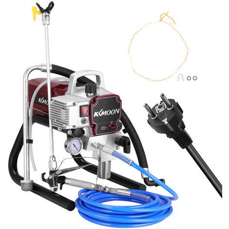 KKmoon profesional de alta presion Aspersion de la maquina electrica pulverizador de pintura interna de alimentacion Pintura Herramienta