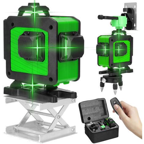 """main image of """"KKmoon Set de niveau laser vert fruit 16 lignes, EU 220V"""""""