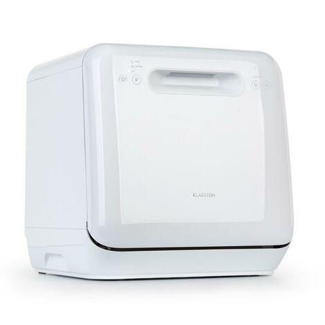Klarstein Aquatica Dishwasher Freestanding Installation-Free 860W White