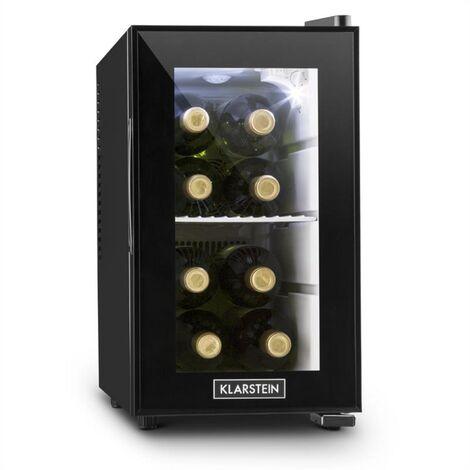 Klarstein Beer Locker S Mini Refrigerator 21 Liter Class A+ black