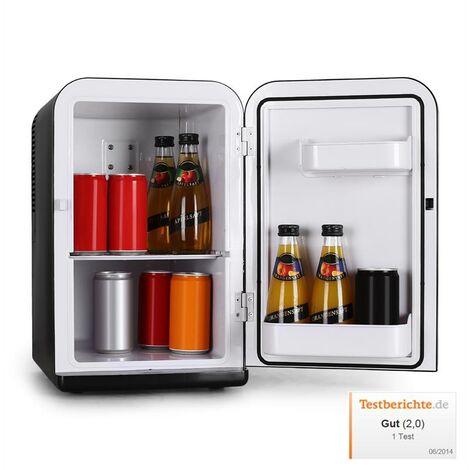 Klarstein Bella Taverna Mini frigo conservation chaud/froid - noir