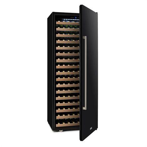 Klarstein Botella Cura Wine Cooler 224 Bottles LCD Display Carbon Filter