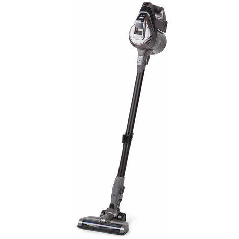 Klarstein Cleanbutler 3G Turbo Aspiradora sin cables 0,7 litros HEPA13 Antracita/negro