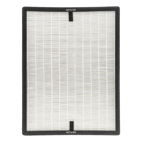 Klarstein Climate Hero Filtro de recambio HEPA Accesorio para purificador de aire 31 x 41 cm