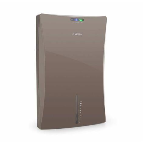 Klarstein Drybest 2000 2G Déshumidificateur d'air Ionisateur 700 ml/j 70 W - gris