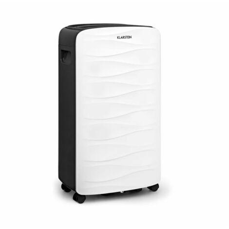 Klarstein DryFy 16 Luftentfeuchter Kompression 16l/24h 255W Timer weißgrau