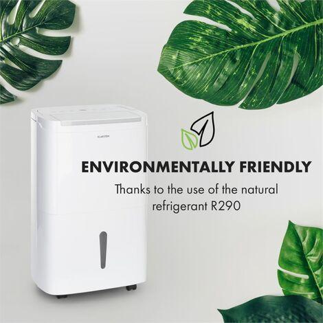 Klarstein DryFy Connect 40 Dehumidifier WiFi Compression 40l / d 35-45m² White