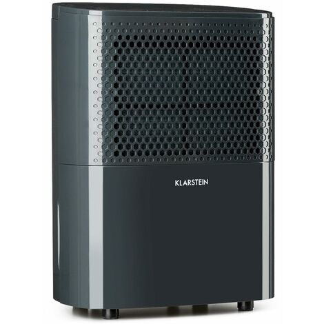 klarstein DryFy10 Deumidificatore 240W 10l/d 100m³/h 15-20m² DrySelect 40dB antracite