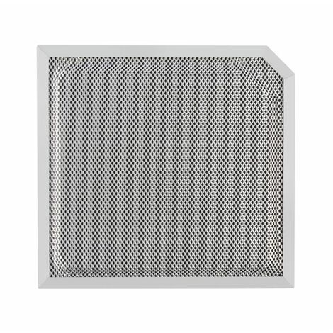 Klarstein Filtro de carbón activo Accesorio Repuesto para campana extractora 1 filtro para aire en circulación
