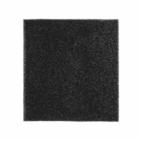 Klarstein Filtro de carbón activo para deshumidificador DryFy 20 & 30 20x23x1cm