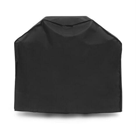 Klarstein Gazooka 2.0T Wetterschutzhaube 600D Canvas 30/70% PE/PVC schwarz