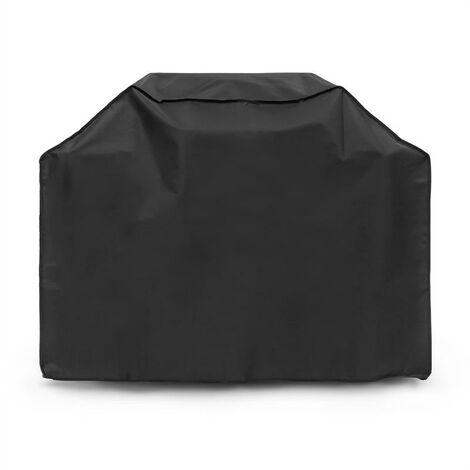 Klarstein Gazooka 3.0T Wetterschutzhaube 600D Canvas 30/70% PE/PVC schwarz