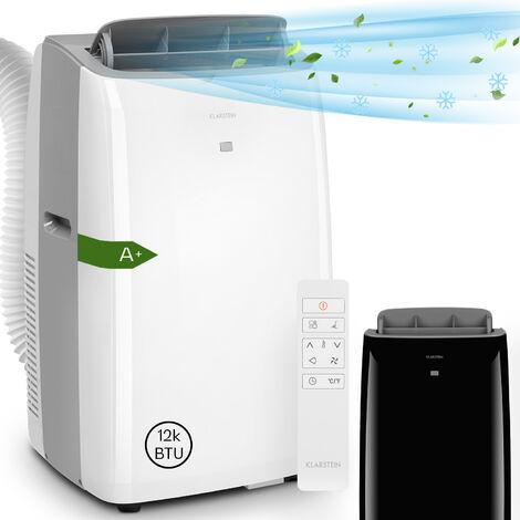 Klarstein Grandbreeze Pro 12K climatiseur 3-en-1 460 m³/h 12000 BTU/1,35 kW