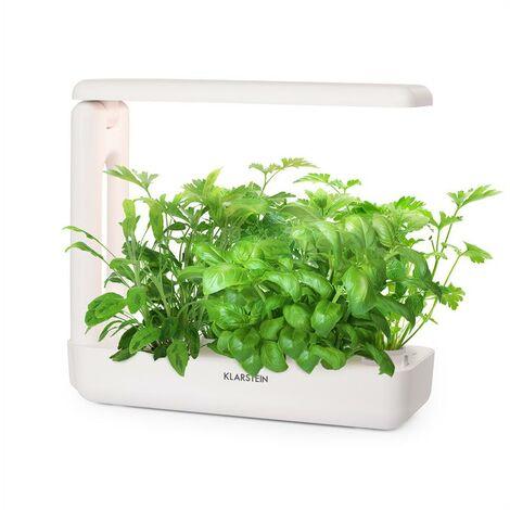 Klarstein GrowIt Cuisine Jardín inteligente de cocina 10 plantas 25 W LED 2 litros