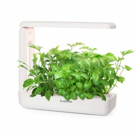 Klarstein GrowIt Cuisine Smart Indoor Jardin hydroponique 10 plantes 25W 2 litre