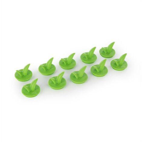 Klarstein GrowIt Set di Accessori Ricambio 10 Cappucci di Protezione Luce