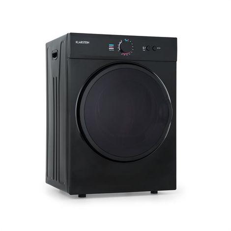 Klarstein Jet Set Tumble Dryer 1020W EEC C 3kg 50cm Black