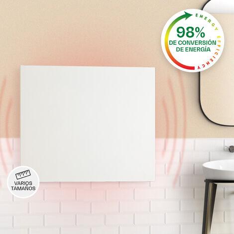 klarstein Klarstein Wonderwall Air Infinite Panel calefactor infrarrojo 60x50cm 300W Pared Mando a distancia Blanco
