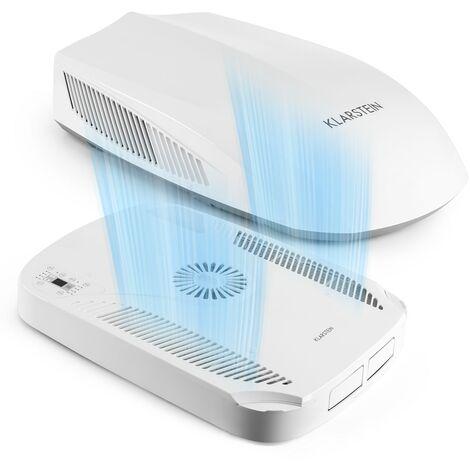 Klarstein Klimamobil Wohnwagen-Klimaanlage RV-Air-Conditioner 2,5 / 2,2 kW Lampe