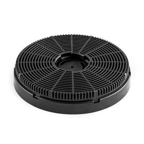 Klarstein Maverick Filtro de carbón activo para campanas extractoras, 1 x filtro