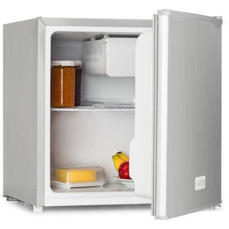 Klarstein Minibar-nevera 40 litros apariencia acero inoxidable A+