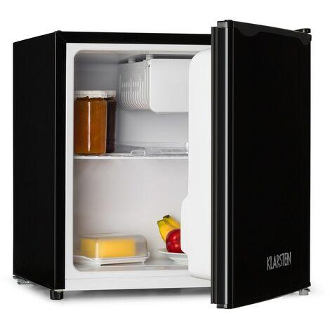 Klarstein Nevera 40 litros Clase A+ congelador negro