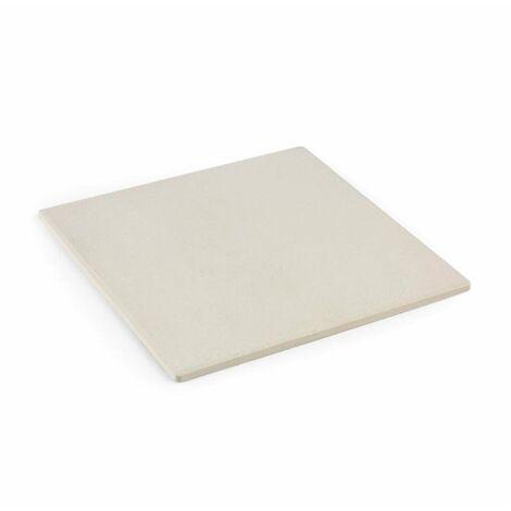 Klarstein Pizzaiolo Perfetto Pizza Stone 30.5x30.5 cm Real Stone Chamotte