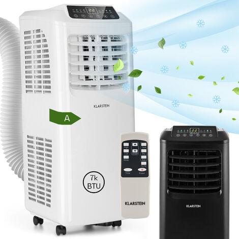 Klarstein Pure Blizzard 3 2G Climatiseur 3 en 1 7000 BTU -blanc