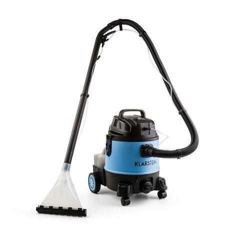 Klarstein Reinraum 2G Aspiradora en seco y húmedo Limpiador de alfombras 1250 W 20 L