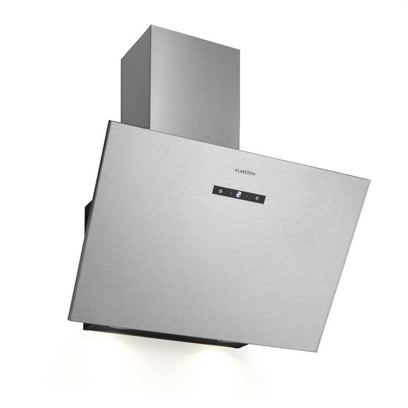 Silver Lining 60 hotte aspirante 60 cm 600 m³/h EEK A inox - Klarstein
