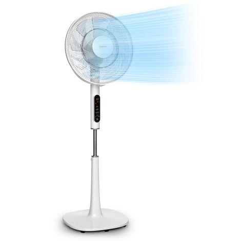 """Klarstein Sommerwind Ventilateur sur pied 16"""" 35W moteur CC 5544 m³/h oscillatio"""