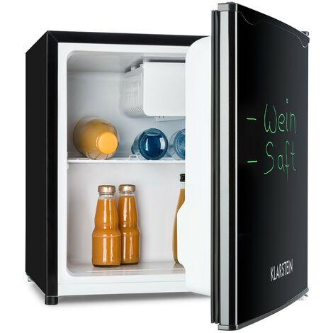 Klarstein Spitzbergen Aca Refrigerator 40 l A + 2 Levels Ice Compartment Black