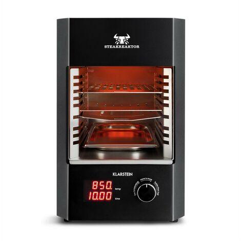 Klarstein Steakreaktor 2.0 Indoor Grill 850 ° C 1600 W Infrared